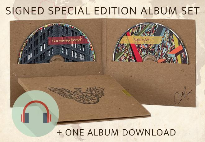 Cora Rose Buy Album Special Edition